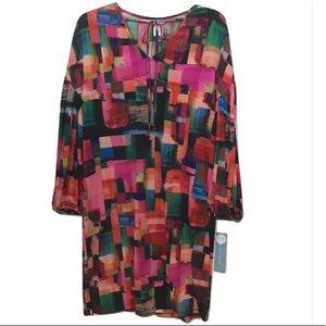 🆕 London Times Color Block Dress